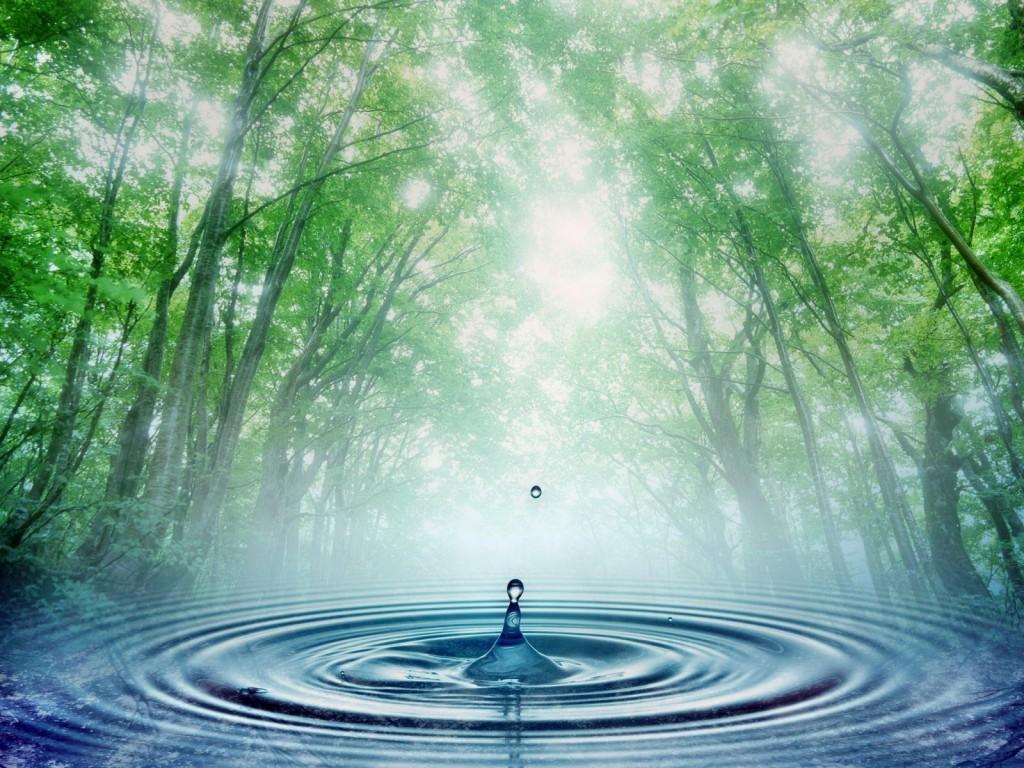Как научиться управлять водой