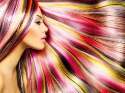 Мелки для волос в домашних условиях