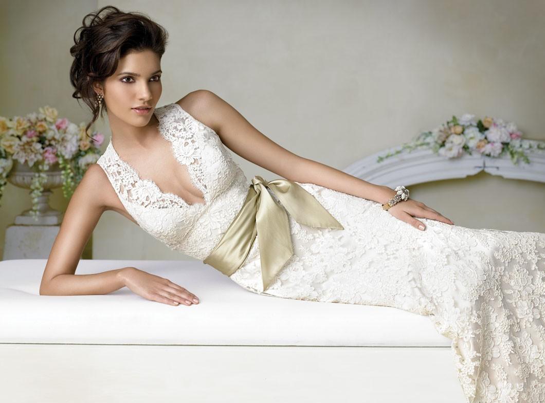 Купить свадебное платье – красивое и недорого