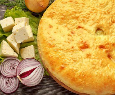 Главное блюдо на столе в Осетии – пирог