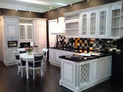 Правила дизайна кухонь в стиле классики