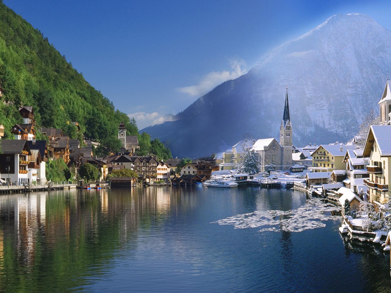 Очаровательная страна – Австрия!