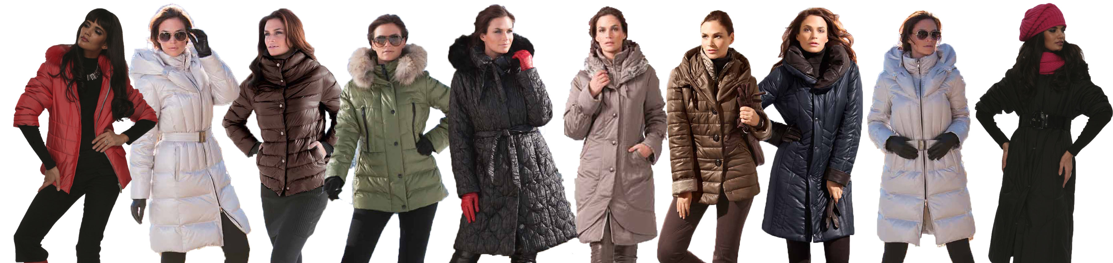 Зима – возможность для женщины подать себя в новом стиле