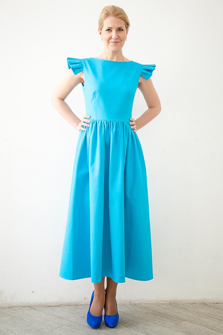 Модные летние платья в 2019 году
