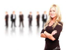 Помощь начинающим бизнес-леди