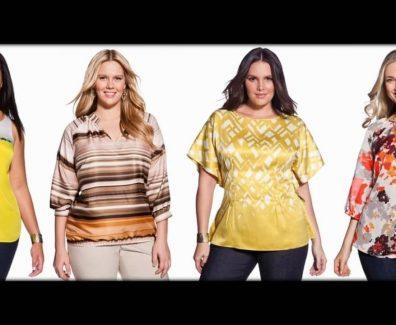 Одежда для полных женщин оптом и в розницу
