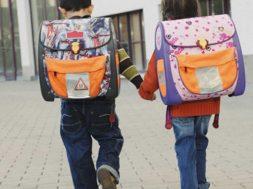 Особенности выбора рюкзака для первоклассника